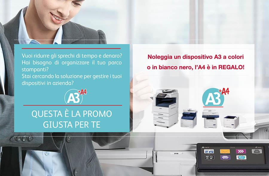 Promozione A3+A4