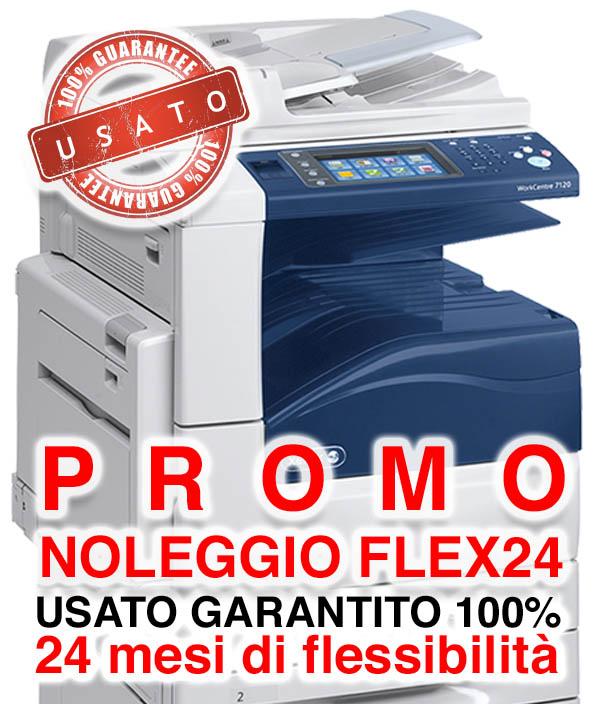 Promo Noleggio FLEX24