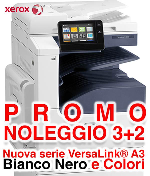 Promo Noleggio 3+2