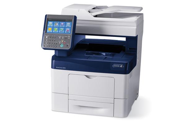 Stampante multifunzione Xerox® WorkCentre™ 6655